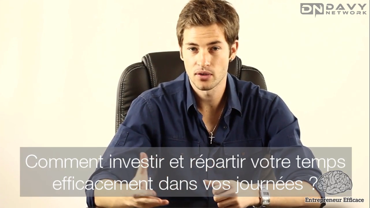 Comment investir son temps