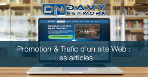 Articles Promotion & Trafic